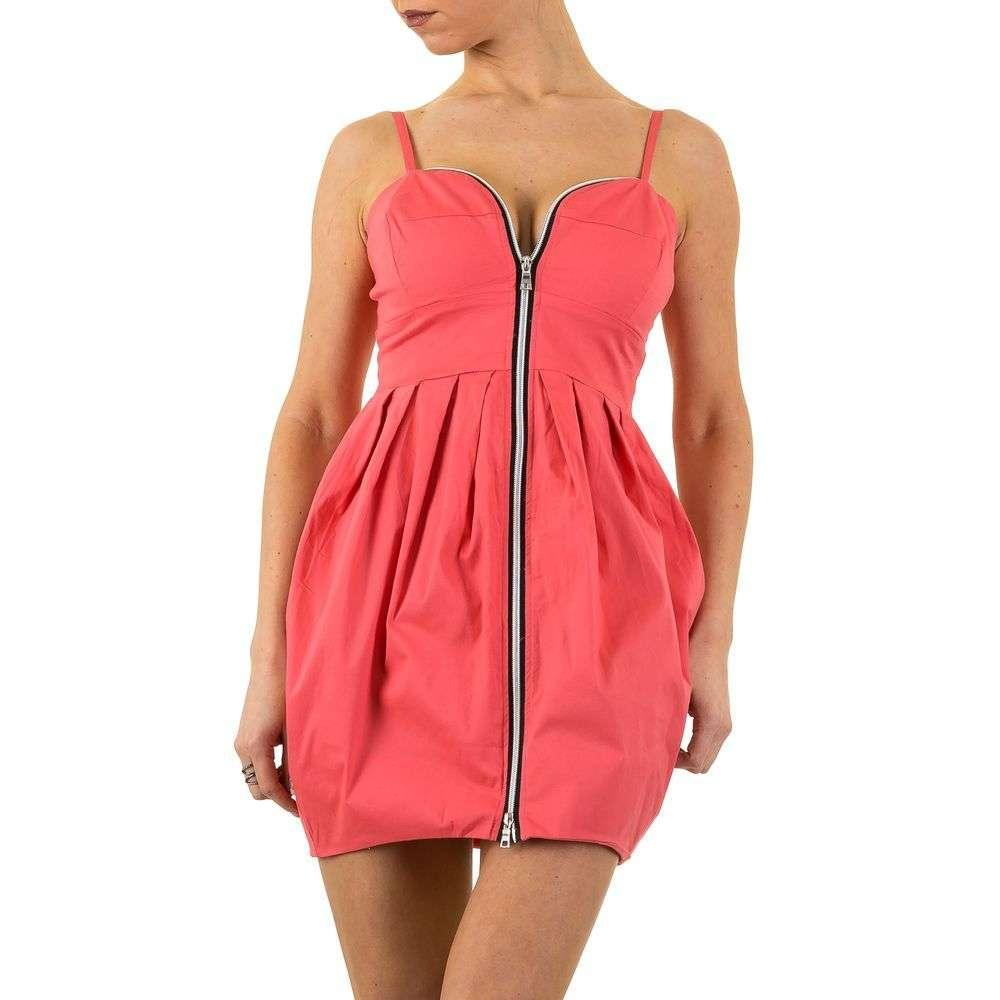 Женское платье от Usco - розовый - KL-ДЖЕННИ-розовый