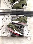 Жіночі кросівки Air Max 270 Khaki. Живе фото, фото 5