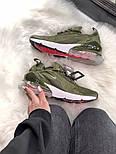 Жіночі кросівки Air Max 270 Khaki. Живе фото, фото 7
