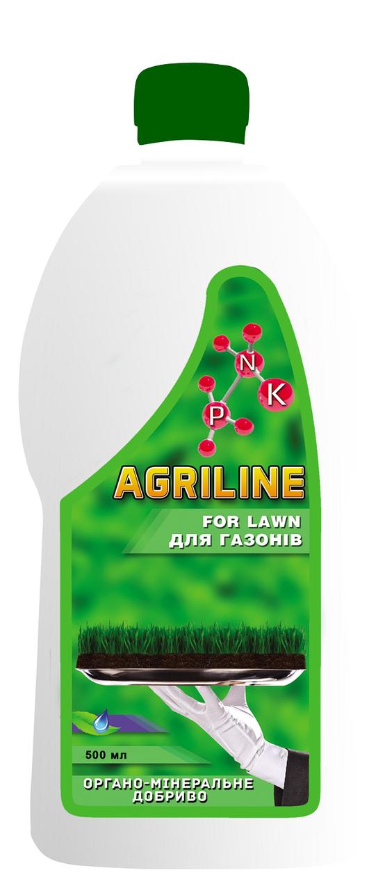 Органо-минеральное удобрение для газонов, 500 мл