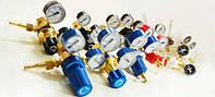 Газові редуктори, регулятори витрати газу