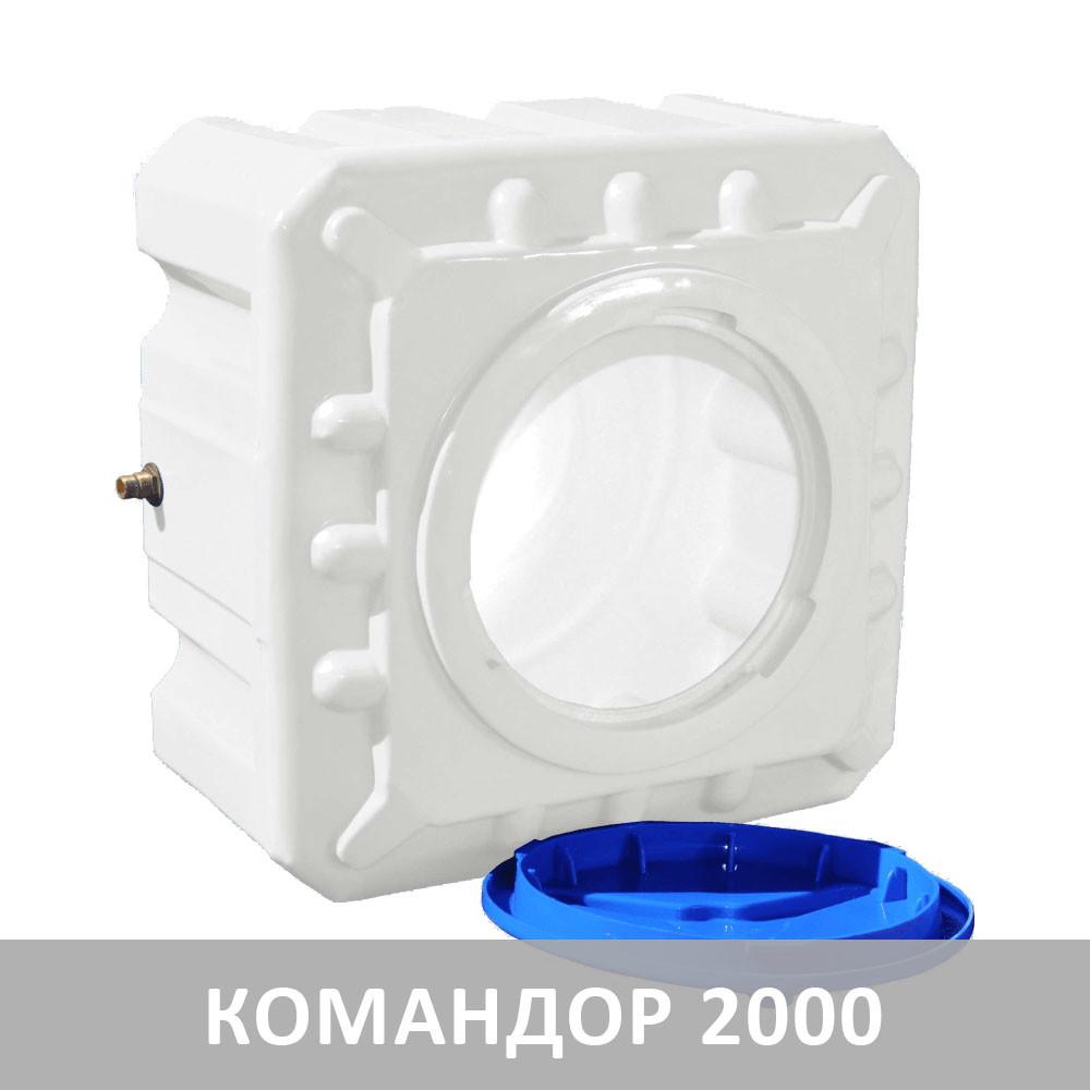 Емкости из пластика 100 литров квадратные