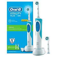 Електрична зубна щітка Braun Oral-B Vitality Cross Action Vitality Crossaction + додаткова насадка