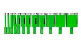 Сверло кольцевое САМК DDR-B 12x80-1x12 Granite Active, фото 3