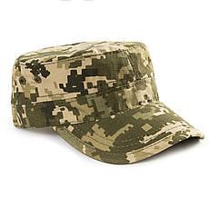 Детский камуфляж комплект футболка кепка СкаутПиксель, фото 2