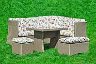 Комплект садовой мебели из ротанга Рондо