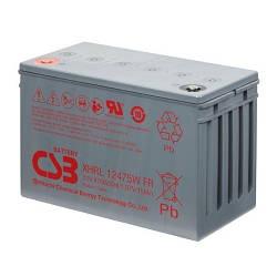 Акумулятор CSB XHRL 12475W (12В 118Ач)