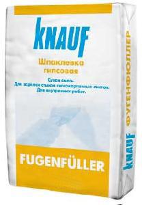 Шпаклевка шгвов Knauf Fugenfuller (25 кг)