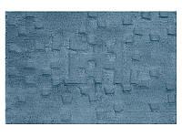 Килимок д/ванної cotton TAMA блакитний55 x 65 cm_10.19915