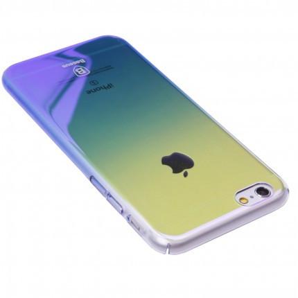 "Пластиковая накладка Baseus Glaze Ultrathin для Apple iPhone 6/6s plus (5.5"")"
