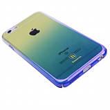 "Пластиковая накладка Baseus Glaze Ultrathin для Apple iPhone 6/6s plus (5.5""), фото 2"