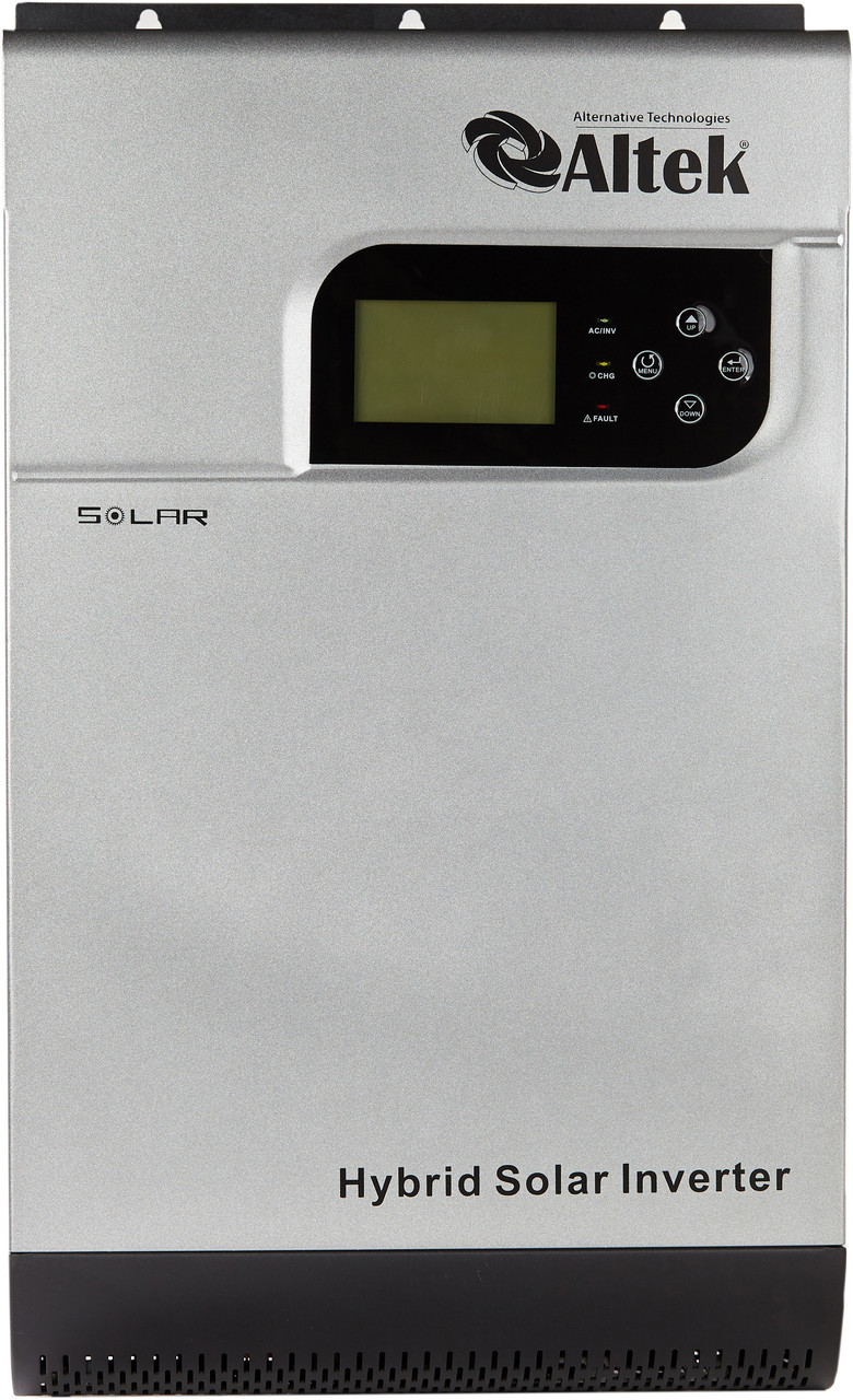Гибридный инвертор Altek PH18-4048 Plus, 3200 Вт/48 В