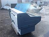 Холодильная витрина Cold 1.55 м. б/у, холодильный прилавок б у, гастрономическая витрина холодильная бу, фото 5
