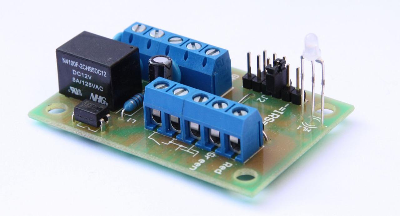 Локальний (автономный) контроллер iBC-04
