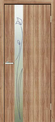 """Дверное полотно """"Зеркало 3 КР"""", фото 2"""