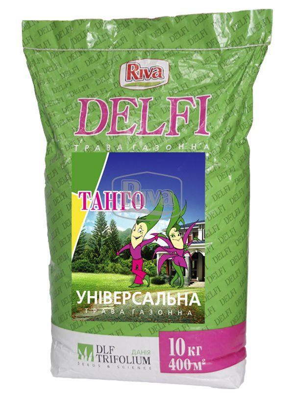 Газонная трава DELFI Танго Универсальная DLF Trifolium - 10 кг.