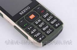Телефон Servo H8 - 4 sim green, фото 3