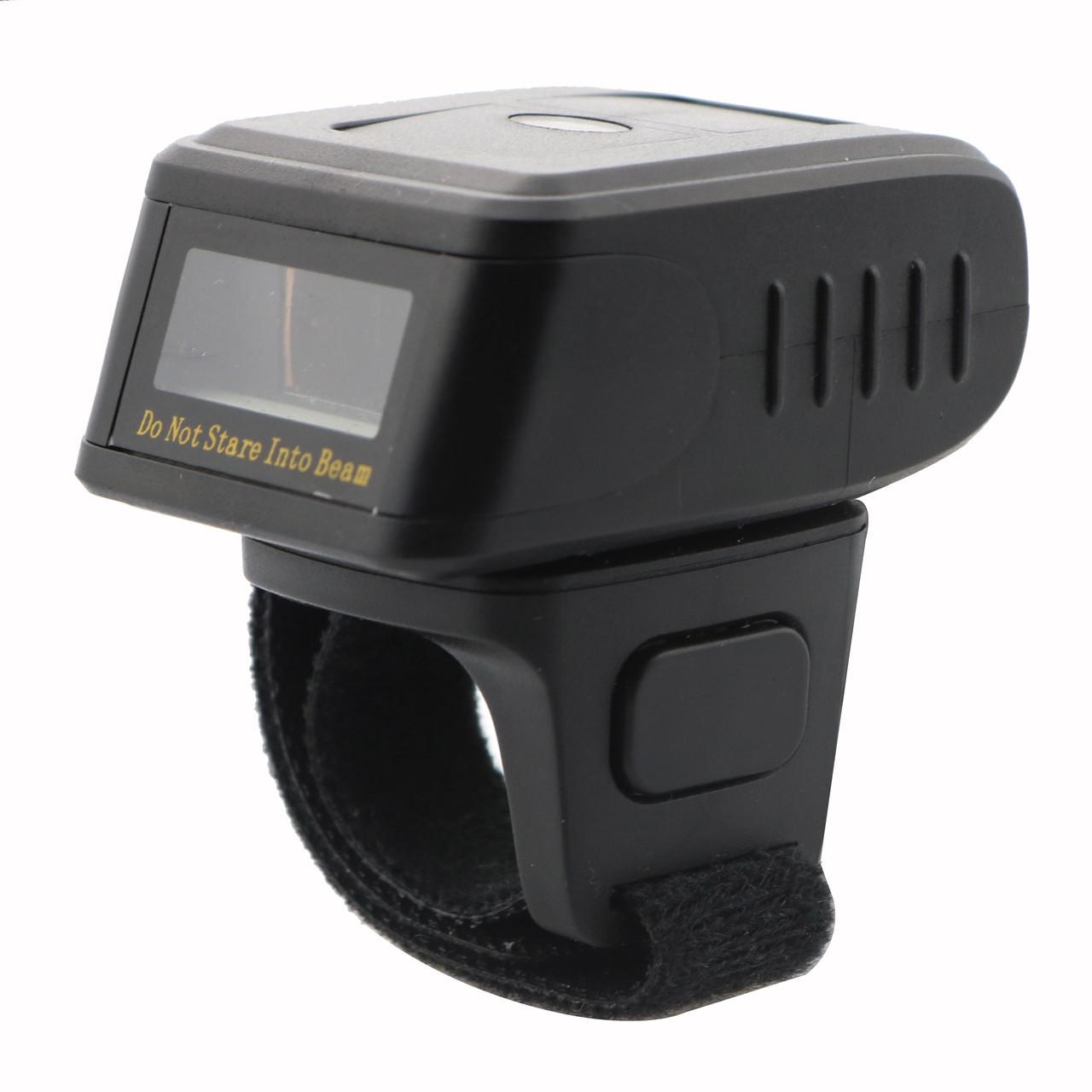 Лазерный портативный сканер штрих-кода беспроводный AsianWell AW-1001R  Bluetooth чёрный (AW-1001R)