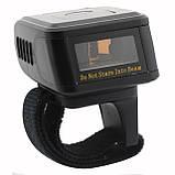 Лазерный портативный сканер штрих-кода беспроводный AsianWell AW-1001R  Bluetooth чёрный (AW-1001R), фото 2