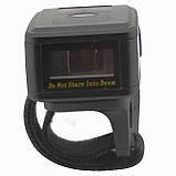 Лазерный портативный сканер штрих-кода беспроводный AsianWell AW-1001R  Bluetooth чёрный (AW-1001R), фото 3