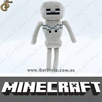 """Игрушка Скелет из Minecraft - """"Skeleton"""" - 24 х 8 см."""
