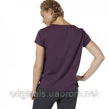 Спортивная женская футболка Reebok CrossFit® Neon Retro Easy DU4596  , фото 2