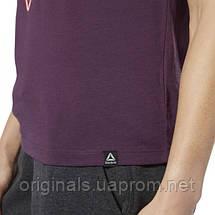 Спортивная женская футболка Reebok CrossFit® Neon Retro Easy DU4596  , фото 3
