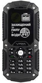 Телефон Sigma Х-treme IT67 Гарантия 12 месяцев