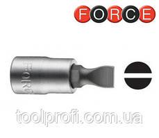 """1/4"""" Головка-бита шлицевая (SL) 6.5 мм, L=32 мм"""