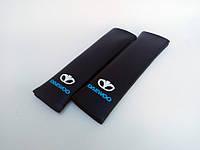 Накладка на ремень безопасности DAEWOO BLACK