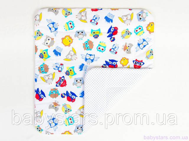 одеяло в детскую кровать