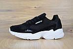 Кроссовки Adidas Falcon, черные, фото 9