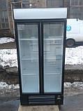 Холодильный шкаф Интер Т-600 б у, Холодильный шкаф б/у, холодильная камера б/у, холодильная витрина б у, шкаф, фото 3