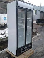 Холодильный шкаф Интер Т-600 б у, Холодильный шкаф б/у, холодильная камера б/у, холодильная витрина б у, шкаф, фото 1