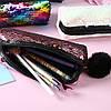 Двухцветный пенал в пайетках, фото 10