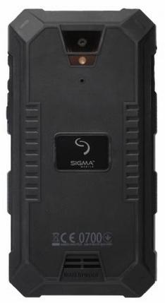 Смартфон Sigma mobile Х-treme PQ24 Black Гарантия 12 месяцев, фото 2