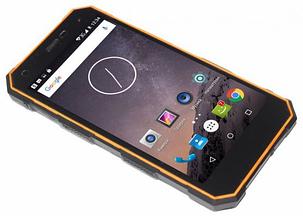 Смартфон Sigma Mobile Х-treme PQ24 Black-Orange Гарантия 12 месяцев, фото 2