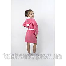 Халат детский Lotus - Зайка новый 3-4 года (цвета в ассортименте)