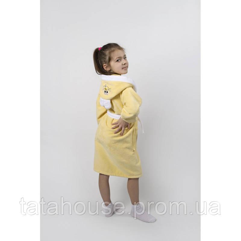 93a4e536d86b Халат детский Lotus - Зайка новый 3-4 года (цвета в ассортименте ...