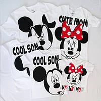 """Семейные футболки """"Міккі"""""""