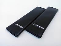 Накладка на ремень безопасности AMG BLACK