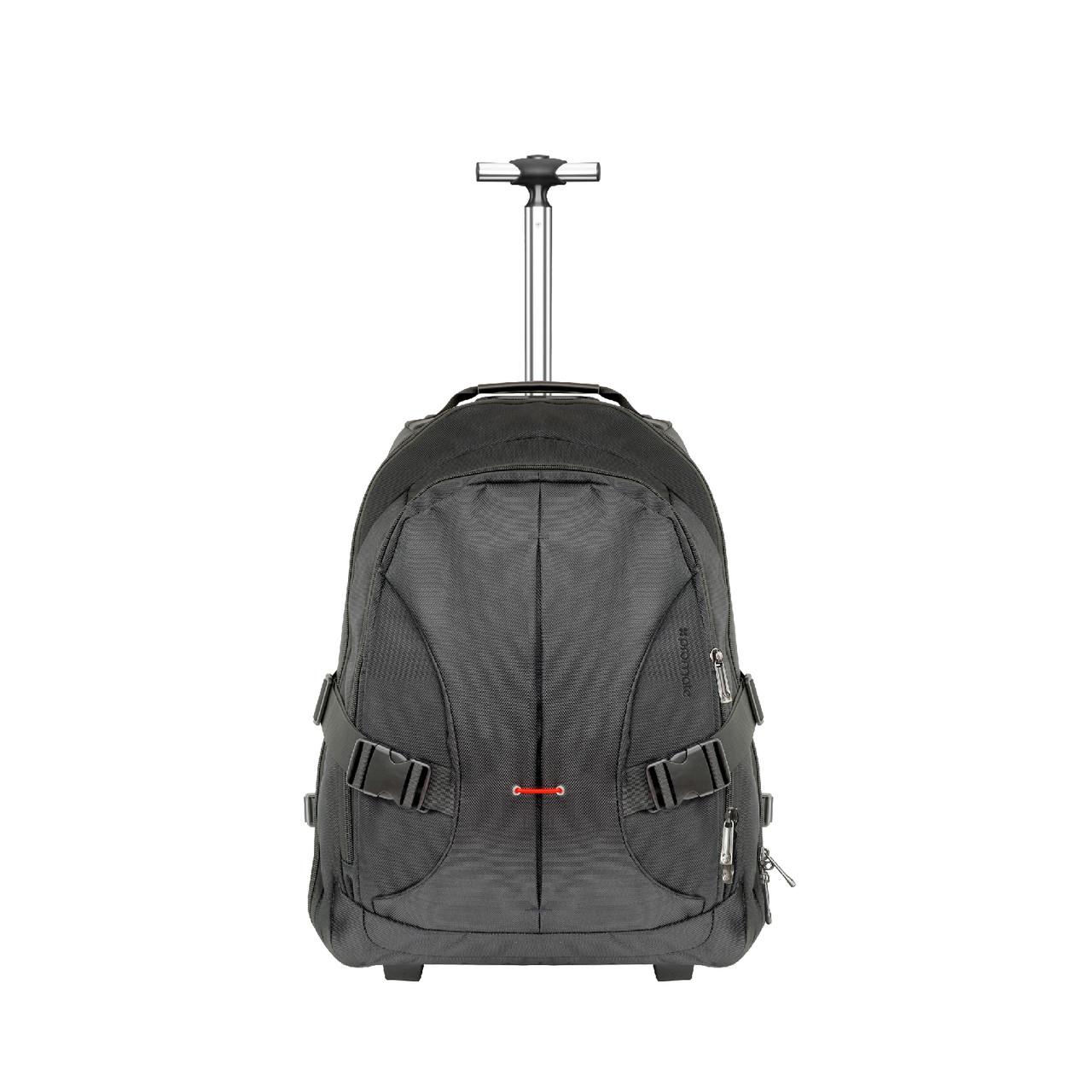 "Рюкзак на колесах для ноутбука Promate Rover-TR 18"" Black"