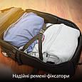 """Рюкзак на колесах для ноутбука Promate Rover-TR 18"""" Black, фото 5"""