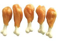 Голень куриная кальциевая HapPet для собак (500 гр), фото 1