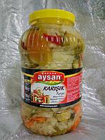 Овощи маринованные AYSAN