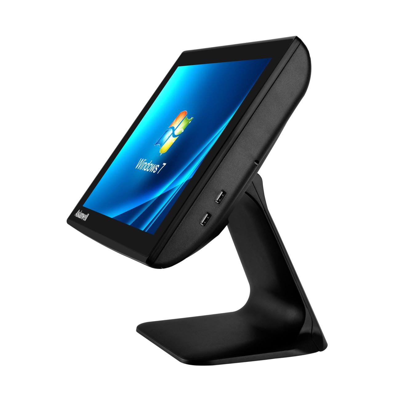 Сенсорний POS-монітор AW-T3A Android чорний (AW-T3A)