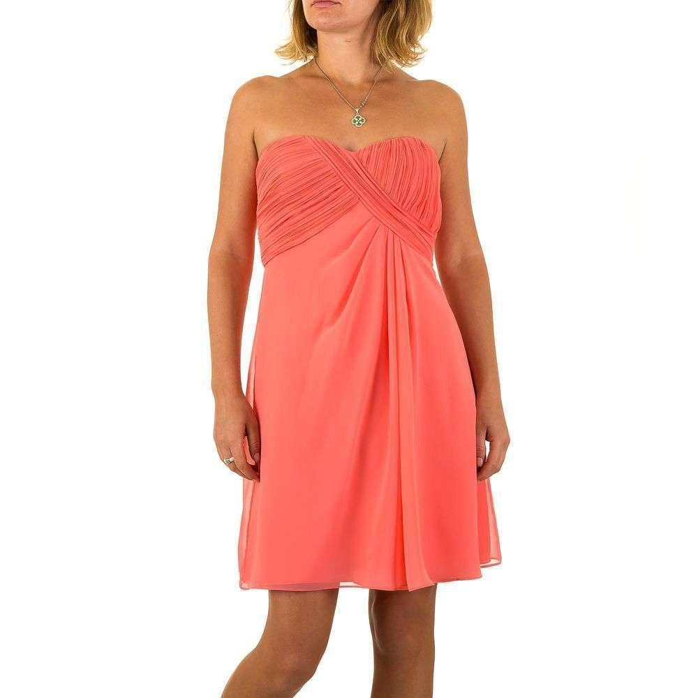 Женское платье от Vera Mont - Корал - Мкл-VM4044-Корал