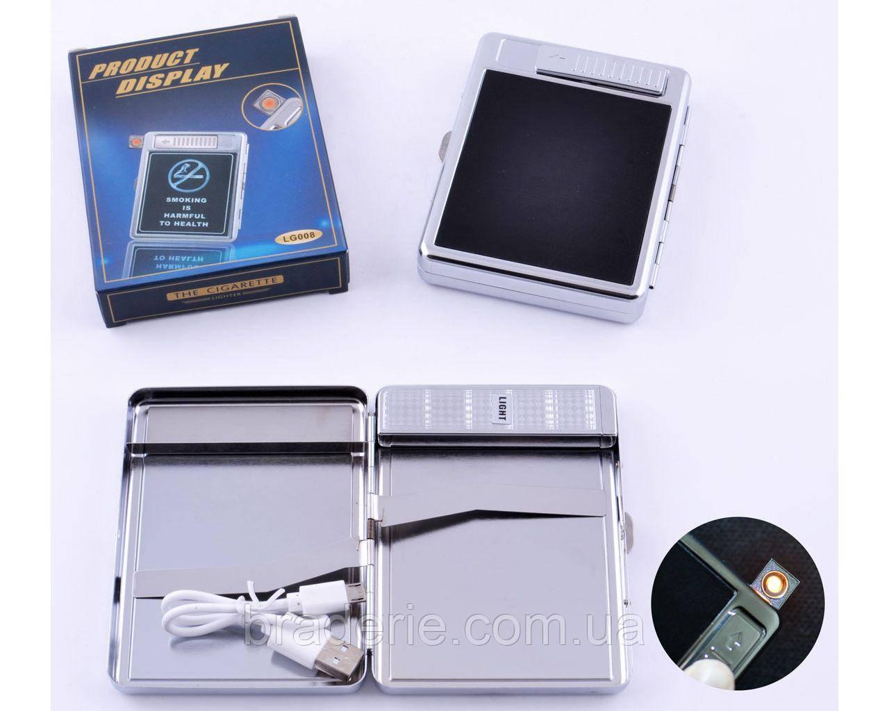 Купить портсигар с зажигалкой на 20 сигарет зарядное устройство электронная сигарета купить