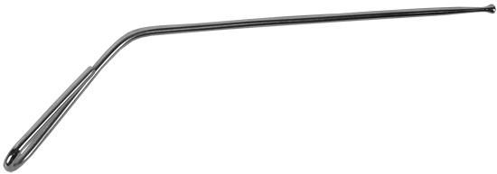 Зонд носовой пуговчатый по Воячеку 135 мм.