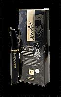 Сашель® АКТИВ гель для ресниц с чернилами каракатицы (укрепление,удлинение ресниц)